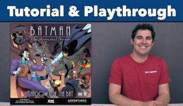 Batman: The Animated Series Adventures – Shadow of the Bat Playthrough