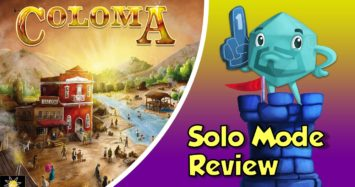 Coloma Solo Mode Review – with Mike DiLisio