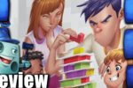 Crazy Tower Review – with Tom Vasel