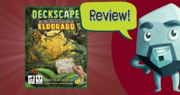 Deckscape: The Mystery of El Dorado Review – with Zee Garcia