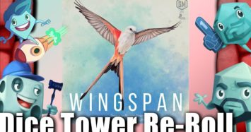 Dice Tower Re-Roll: Wingspan