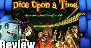 Dice Upon a Time Review – with Tom Vasel