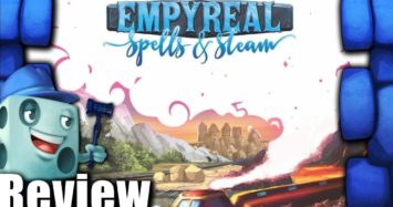 Empyreal: Spells & Steam Review with Tom Vasel
