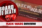 Flick Wars Board Game Video Review