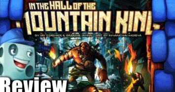 In the Hall of the Mountain King Review – with Tom Vasel