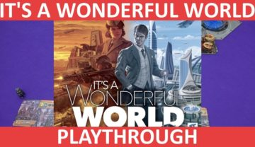 It's A Wonderful World Playthrough