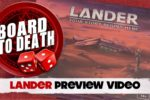 Lander Board Game – Video Preview