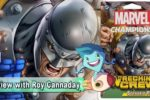 Marvel Champions: The Card Game – The Wrecking Crew Scenario Pack Review with Roy Cannaday