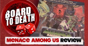 Menace among us – Board Game Video Review