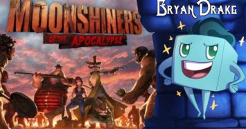Moonshiners of the Apocalypse Review with Bryan