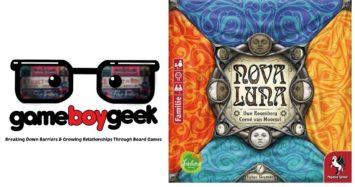 Nova Luna Review with the game Boy Geek