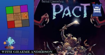 Pact Review With Graeme Anderson