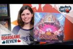 Sorcerer City Board Game Review