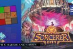Sorcerer City Review With Graeme Anderson