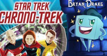 Star Trek: Chrono Trek Review with Bryan