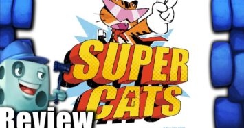Super Cats Review – with Tom Vasel