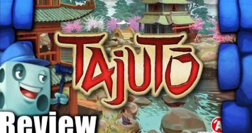 Tajuto Review – with Tom Vasel