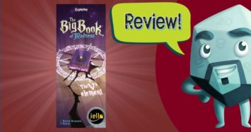 The Big Book of Madness: The Vth Element Review – with Zee Garcia