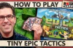 Tiny Epic Tactics – How To Play