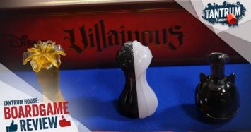 Villainous Perfectly Wretched Expansion Review