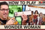 Wonder Woman: Challenge Of The Amazons – How To Play