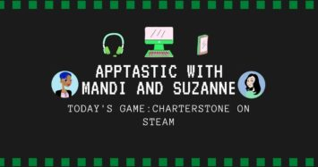 Apptastic! with Mandi and Suzanne – Charterstone