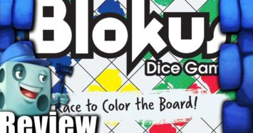 Blokus Dice Game Review – with Tom Vasel