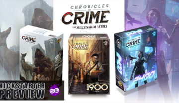Chronicles of Crime the Millennium Series