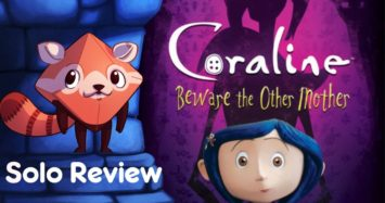 Coraline Review – with Liz Davidson