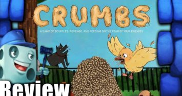 Crumbs Review – with Tom Vasel