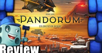 Pandorum Review – with Tom Vasel