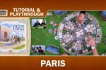 Paris – Tutorial and Playthrough