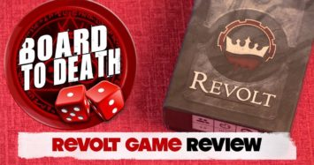 Revolt Card Game Review