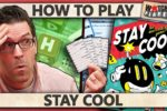 Stay Cool – How To Play (w/ Andrea & Luke!)
