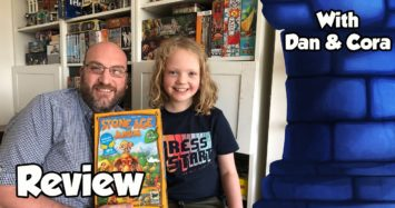 Stone Age Jr .Review – with Dan & Cora