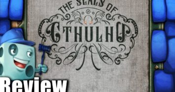 The Seals of Cthulhu Review – with Tom Vasel
