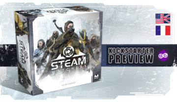 STEAMWATCHERS Kickstarter Preview