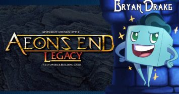 Aeon's End Legacy Review with Bryan
