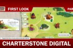 Charterstone Digital Playthrough – Part 5 – First multiplayer game.
