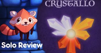 Crystallo Review – with Liz Davidson