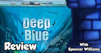 Deep Blue Review with Spencer Williams