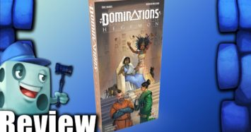 Dominations: Hegemon Review – with Tom Vasel