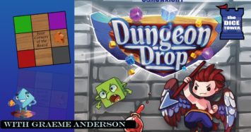 Dungeon Drop Review With Graeme Anderson