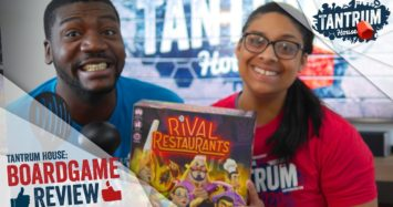 Rival Restaurants Boardgame Review