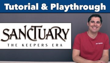Sanctuary: The Keepers Era Playthrough