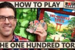The One Hundred Torii – How To Play