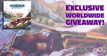 Empyreal: Spells & Steam – Exclusive Worldwide Giveaway!