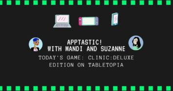 Apptastic! with Mandi and Suzanne – Clinic: Deluxe Edition