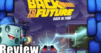 Back to the Future: Back in Time Review – with Tom Vasel