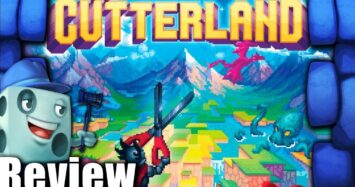 Cutterland Review – with Tom Vasel